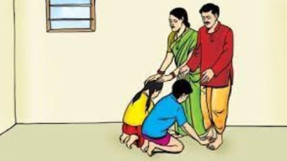 माता पिता पर कविता – Poem on Parents in Hindi