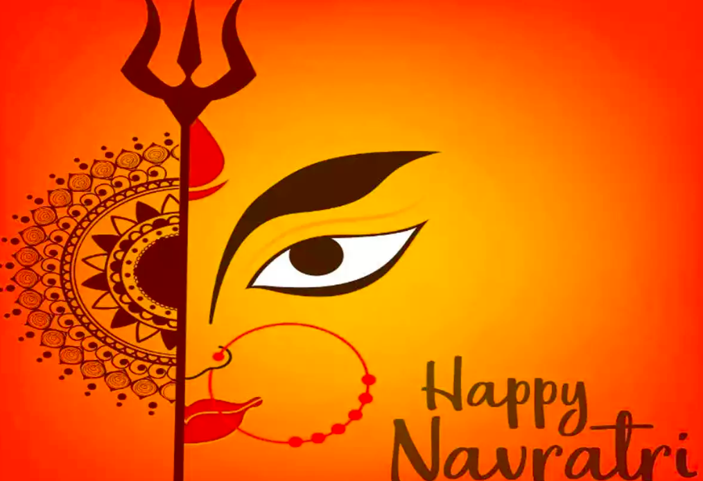 नवरात्रि पर शायरी - Shayari on Navrati in Hindi