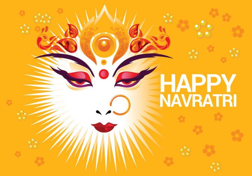 नवरात्रि पर शायरी
